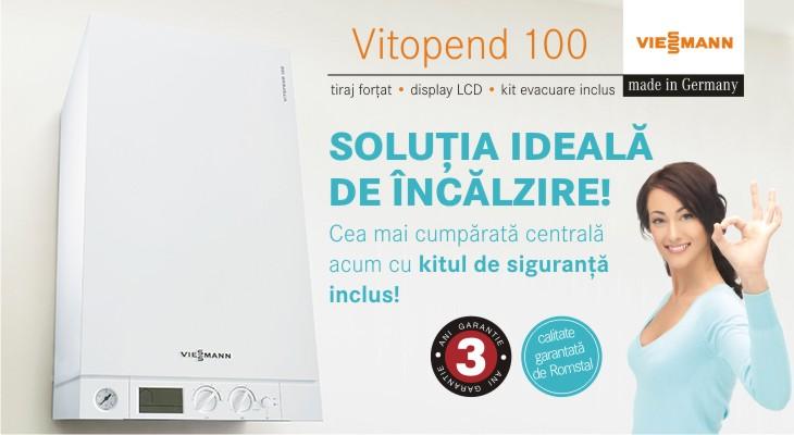 Centrala termica Vitopend 100